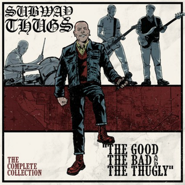 Subway Thugs - The good, the bad and the thugly - The complete collection, lim. 250 CD DigiPack