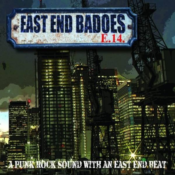 East End Badoes - A punk rock sound with an east end beat, LP lim. 500 verschiedene Farben