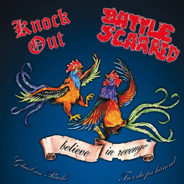 Knock Out / Battle Scarred - Believe in revenge, CD Digipack lim. 333