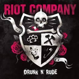 Riot Company - Drunk 'n' rude, LP lim. 250 verschiedene Farben + Downloadcode