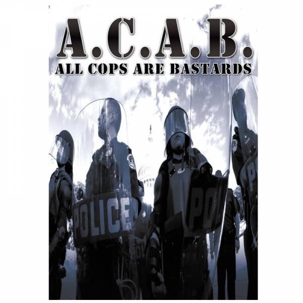 A.C.A.B. - Cops, Poster A1