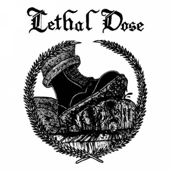 "Lethal Dose - Demo EP, 7"" schwarz lim. 500"