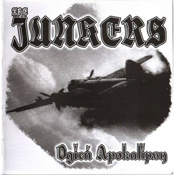 Junkers, The - Ogień Apokalipsy, CD