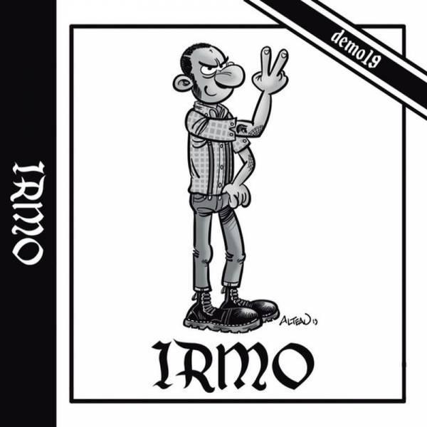 Irmo – Demo 2019, 7'' lim. 319 verschiedene Farben