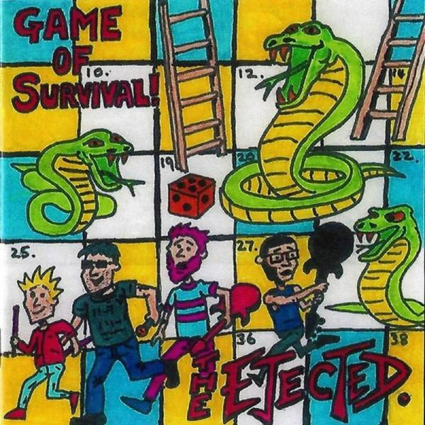 Ejected, The - Game of Survival!, LP lim. verschiedene Farben