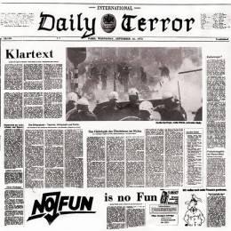 Daily Terror - Klartext, 7'' Lim. verschiedene Farben