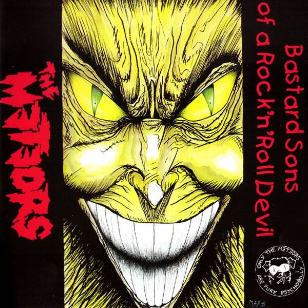 Meteors, The - Bastard sons of a rock 'n' roll devil, CD