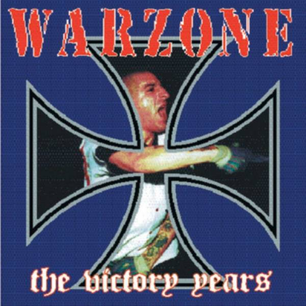 Warzone - The Victory Years, CD