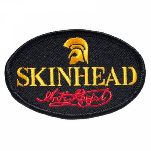 Skinhead - Antiracist, Aufnäher