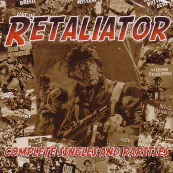 Retaliator - Complete singles and rarities, CD