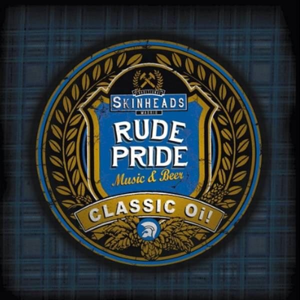 Rude Pride – Rude Pride, 7'' EP 2. Auflage verschiedene Farben