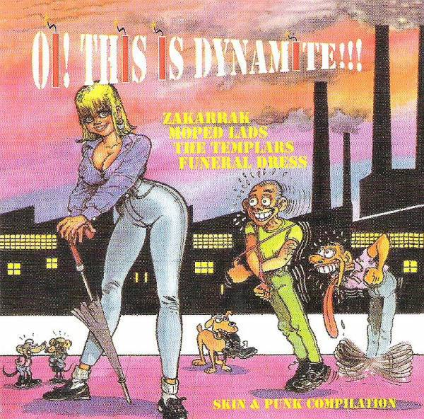 V/A Oi! This is Dynamite!!!, CD