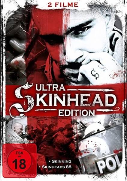 Ultra Skinhead Edition - Skinning & Skinheads 88 (2 Filme Set), DVD