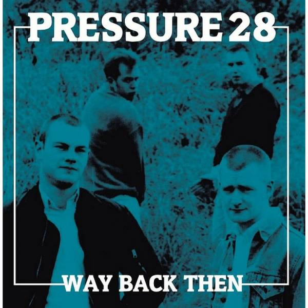 Pressure 28 - Way back then, CD