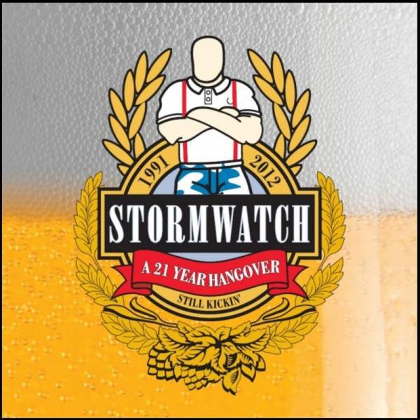 Stormwatch - A 21 Year Hangover, CD