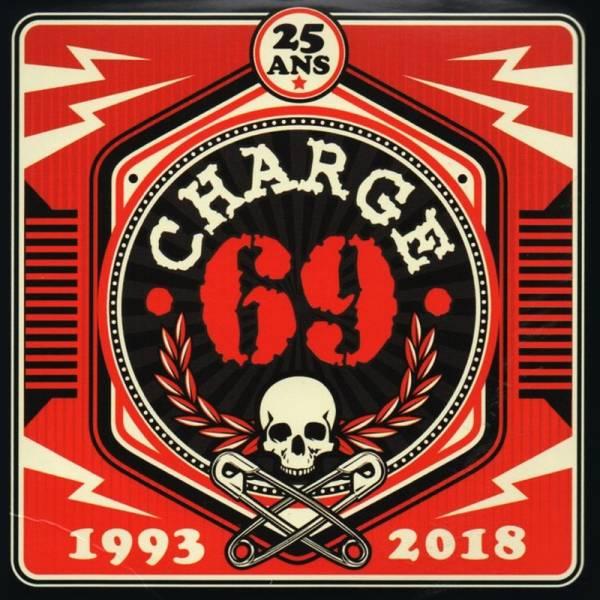 Charge 69 - 25 Ans, Mini-CD