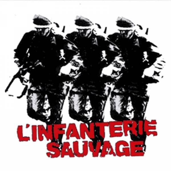 L'Infanterie Sauvage - Demo 1982-1983, CD + Sticker, lim. 500