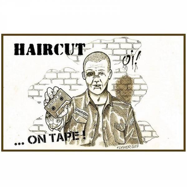 Haircut - ... On Tape! , Kassette lim. 100