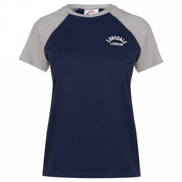 Lonsdale - Retro, Girly-Shirt