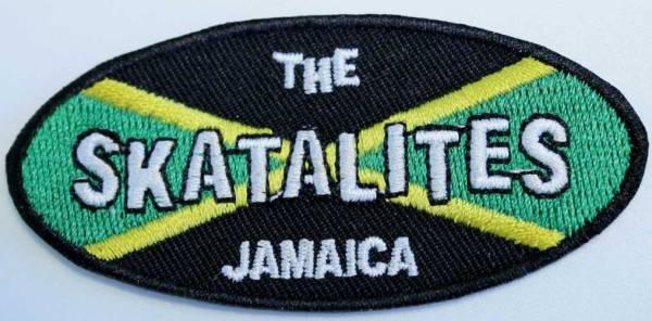 Skatalites - Jamaica, Aufnäher