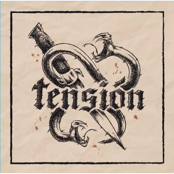 Tensión - Dto., LP weiß