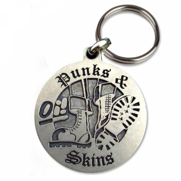 Oi! - Punks & Skins, Schlüsselanhänger