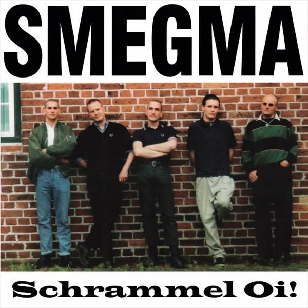 Smegma - Schrammel Oi!, LP lim. 250, verschiedene Farben