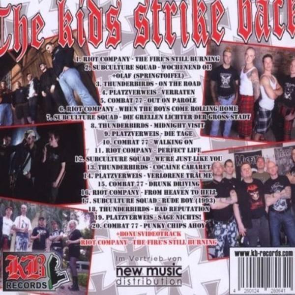 v/a The Kids Strike Back, CD