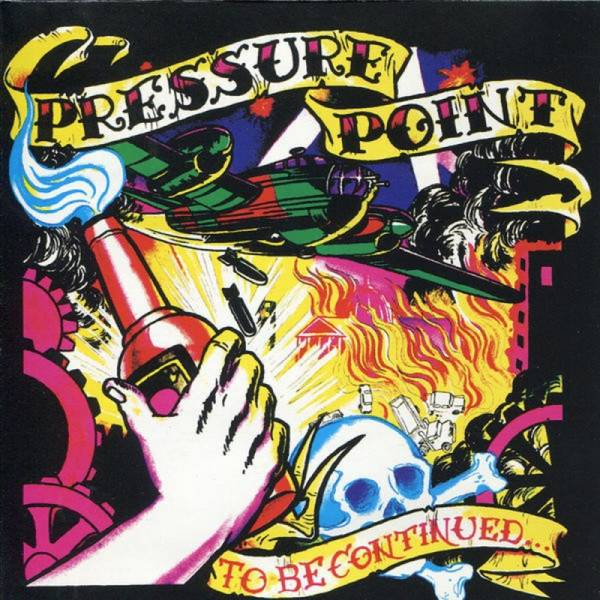 Pressure Point - To be Continued..., CD