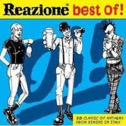 Reazione - Best of, CD