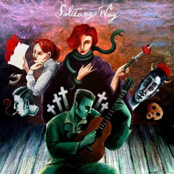 Solitary Way - Dto., CD