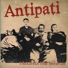 """Antipati - Läggdags För Antipati, EP 7"""" + CD lim. 500 splatter"""