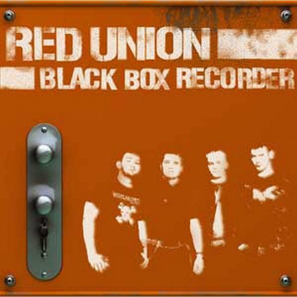 Red Union - Blackbox Recorder, LP lim. 500 schwarz
