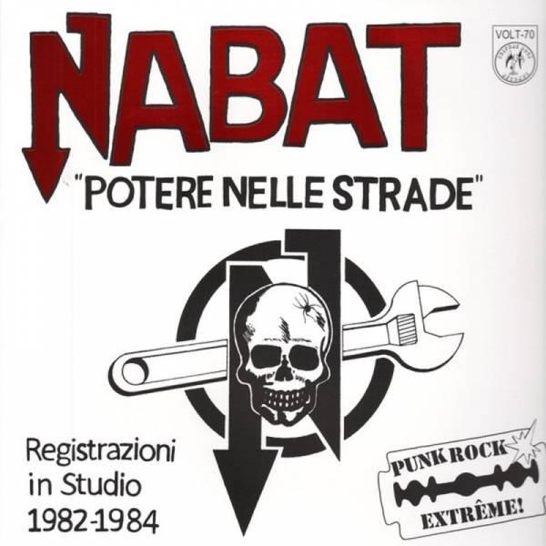 Nabat - Potere Nelle Strade, LP lim. 500 versch. Farben