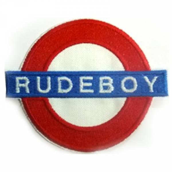 Rudeboy, Aufnäher