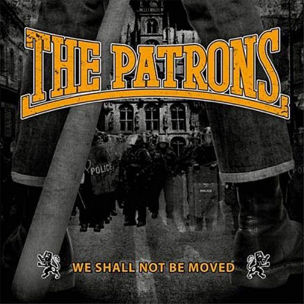Patrons, The - We shall not be moved, LP lim. verschiedene Farben