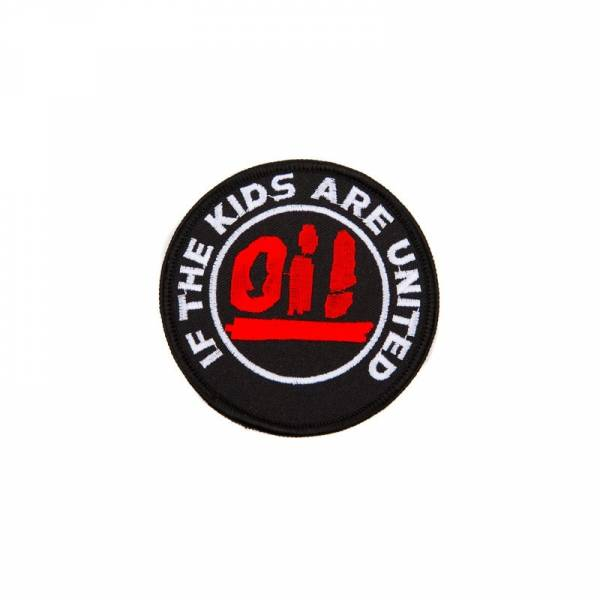 Oi! - If the kids are united, Aufnäher