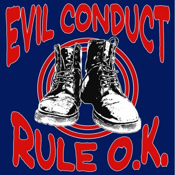 Evil Conduct - Rule O.K., LP lim. 500 verschiedene Farben