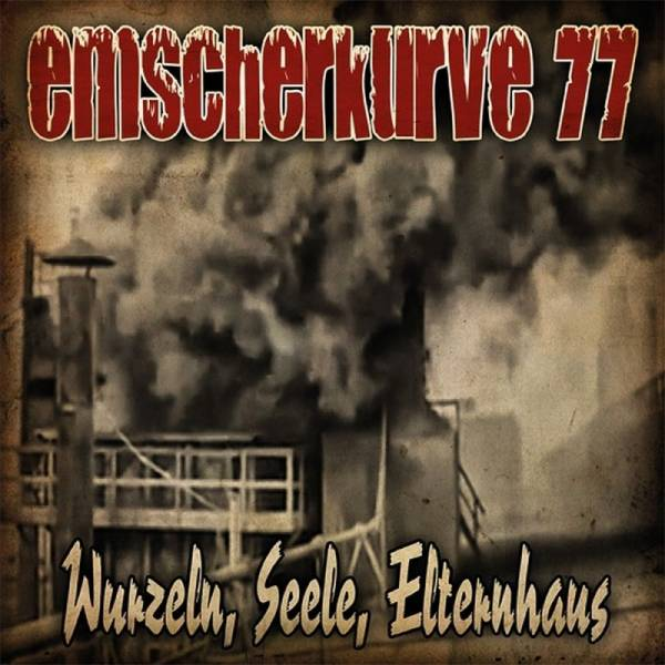 Emscherkurve 77 - Wurzeln, Seele, Elternhaus, 7'' lim. 133 rot