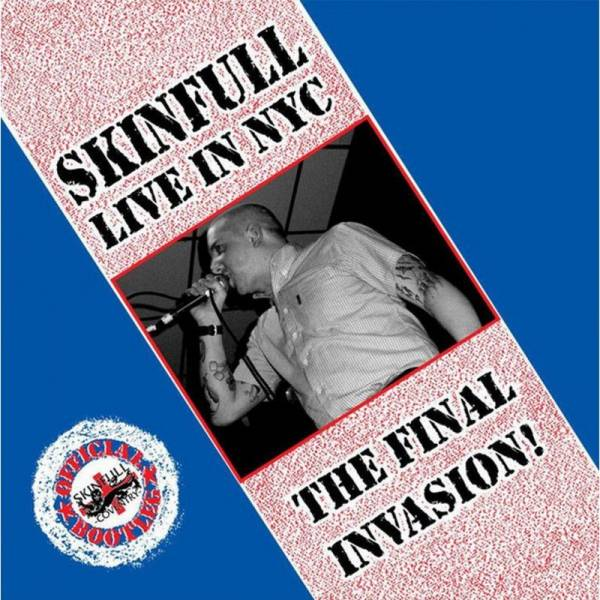 Skinfull - The final invasion (Live in NYC), CD Digipack lim. 300