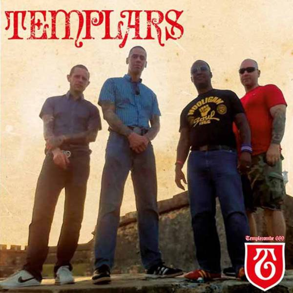 "Templars / Odio Simple - Split, 7"" lim. 400 schwarz"