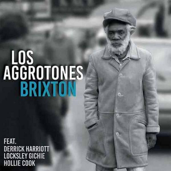 Los Aggrotones - Brixton, LP