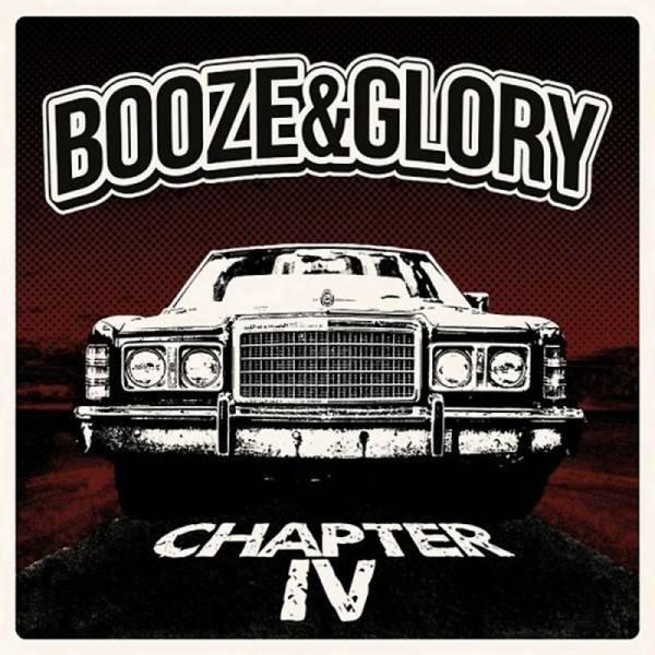Booze & Glory - Chapter IV, CD DigiPack limitiert
