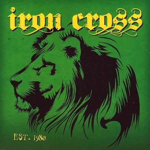 """Iron Cross - Est. 1980, 7"""" lim. verschiedene Farben"""