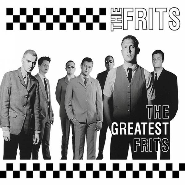 Frits, The ‎– The Greatest Frits, CD DigiPack