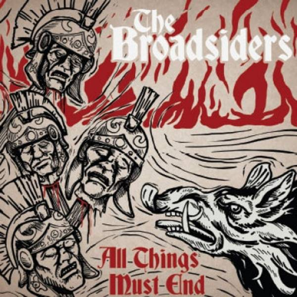Broadsiders, the - All things must end, LP Gatefold verschiedene Farben