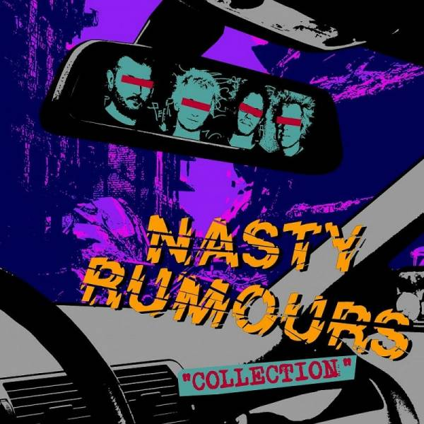 Nasty Rumours - Collection, CD Digipack
