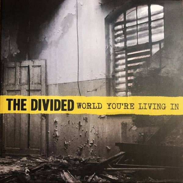 Divided - World you're living in, CD Digipack lim. 500
