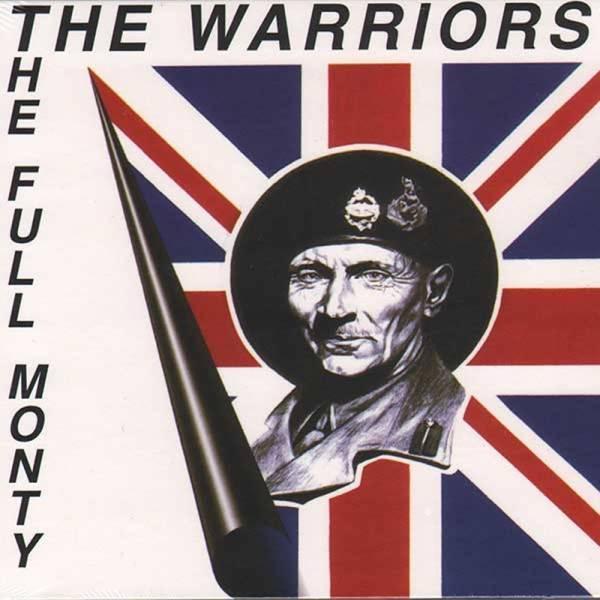 Warriors, The - The full Monty, CD Digipack lim. 300