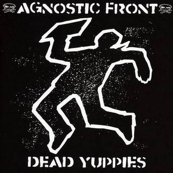 Agnostic Front - Dead Yuppies, LP lim. verschiedene Farben